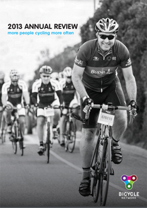 2013 Bicycle Network Annual Review