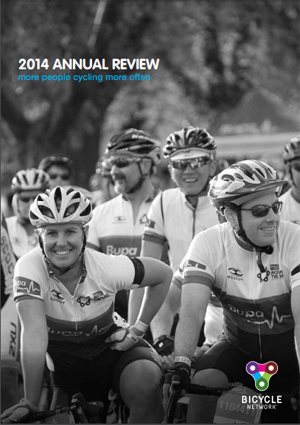 2014 Bicycle Network Annual Review