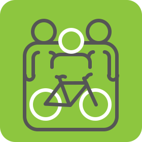 Bike Friendly Communities icon