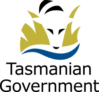TAS state government logo