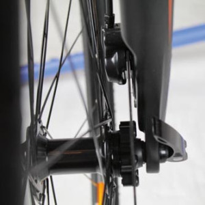 Disc brake adjustment 3