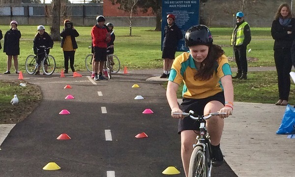 Devonport Ride2School