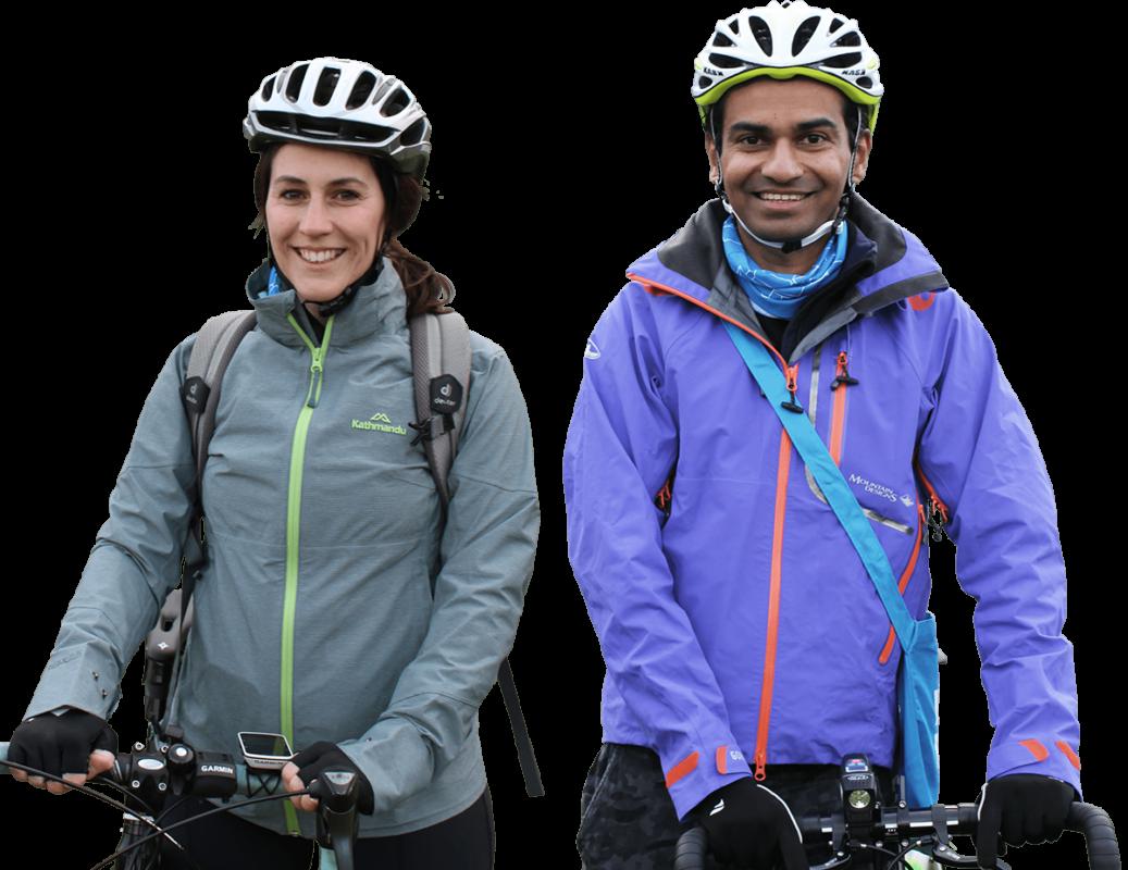 Bicycle Network members