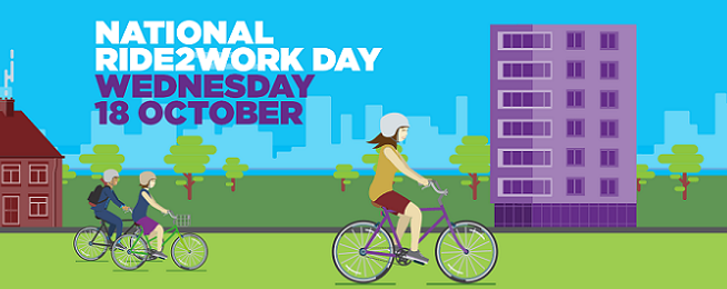 Ride2Work Day Bicycle Network