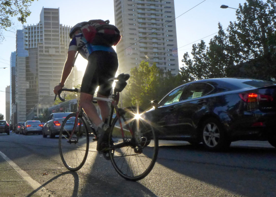 Bicycle Network's Minimum passing distance legislation campaign