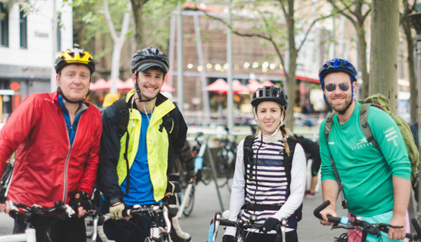 Bicycle Network's tips for bike riding beginners