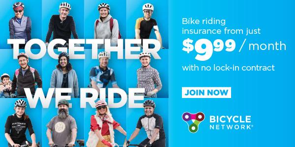 Together we ride