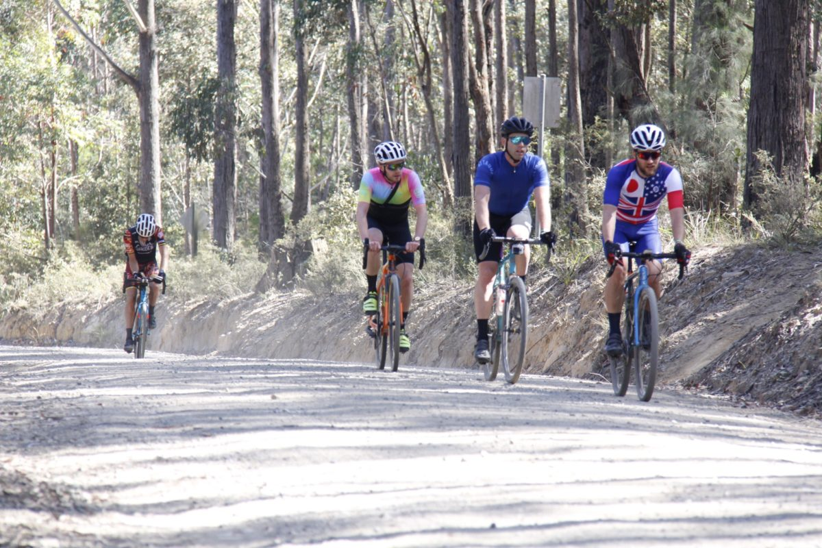 Gravel Grit Central Coast 2017