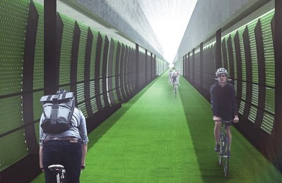 West Gate Tunnel veloway