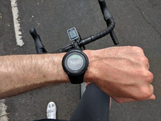 Bicycle Network reviews the Suunto Spartan Trainer Wrist HR