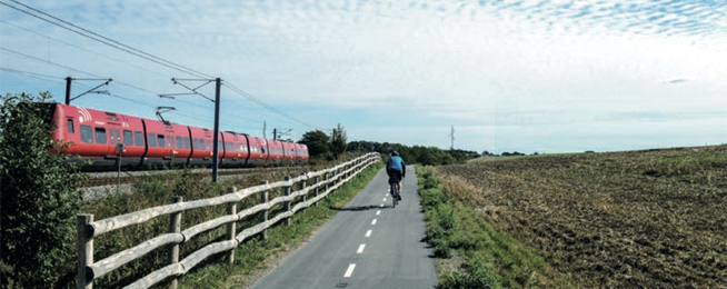 Bicycle superhighway program continues in Denmark