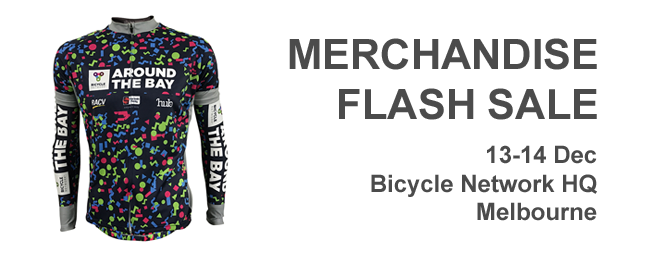 Merchandise flash sale