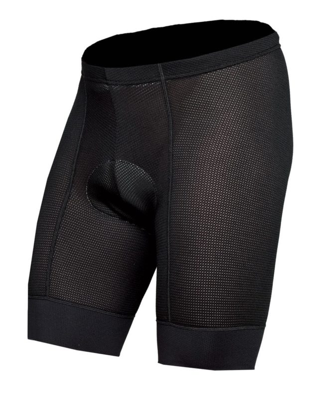 Bicycle Network review Ground Effect Underdogs liner shorts
