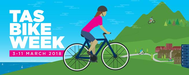 Tasmania Bike week