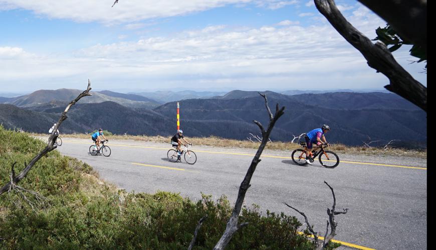 Peaks Challenge Falls Creek 2018 ride guide