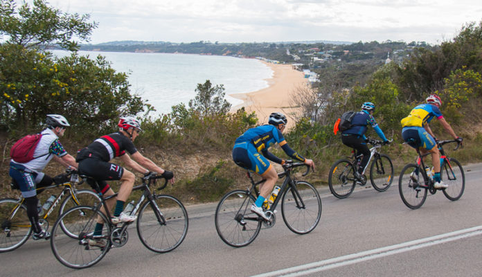 Mt Eliza coastal bike cycling