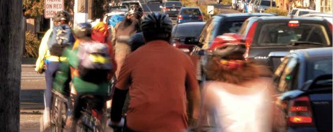 Infrastructure Victoria congestion