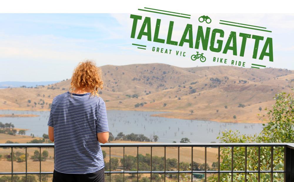 Tallangatta - Great Vic Bike Ride