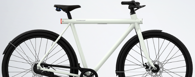 VanMoof Subscription bike