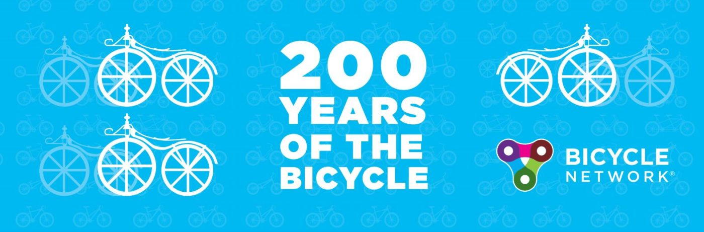200 years of the bike
