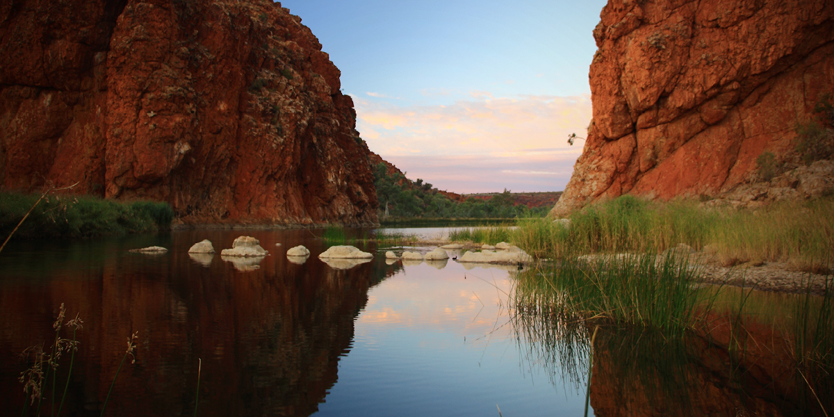 Great Outback Escape - Glen Helen