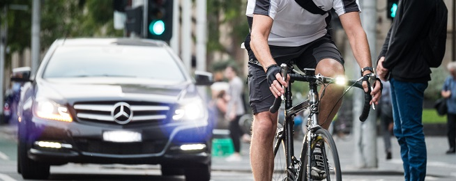 Australian Automobile Association cyclist deaths report