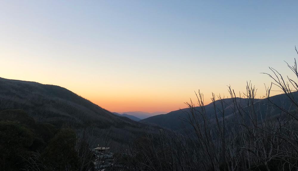 Peaks Challenge Falls Creek