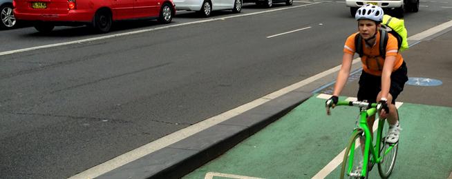 Oxford St Sydney crash