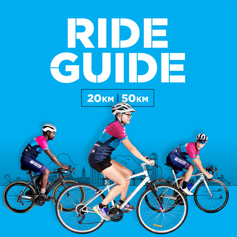 Short distance 2018 ride guide