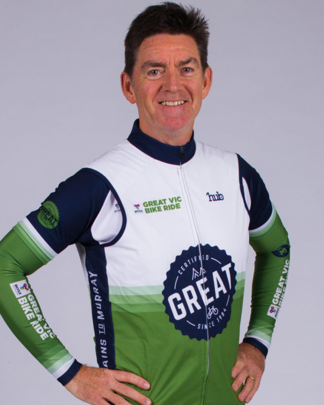 Great Vic Bike Ride 2018 merchandise