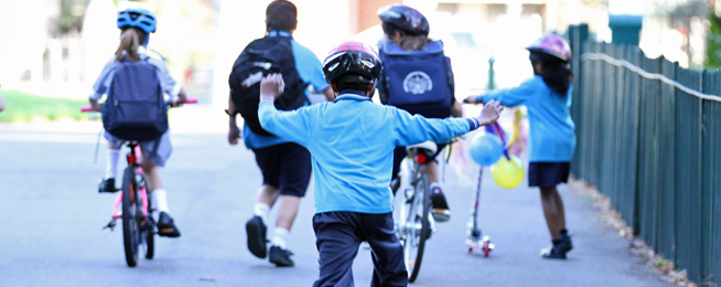 Ride2School NSW 7 million