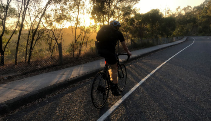 Bicycle Network member social ride