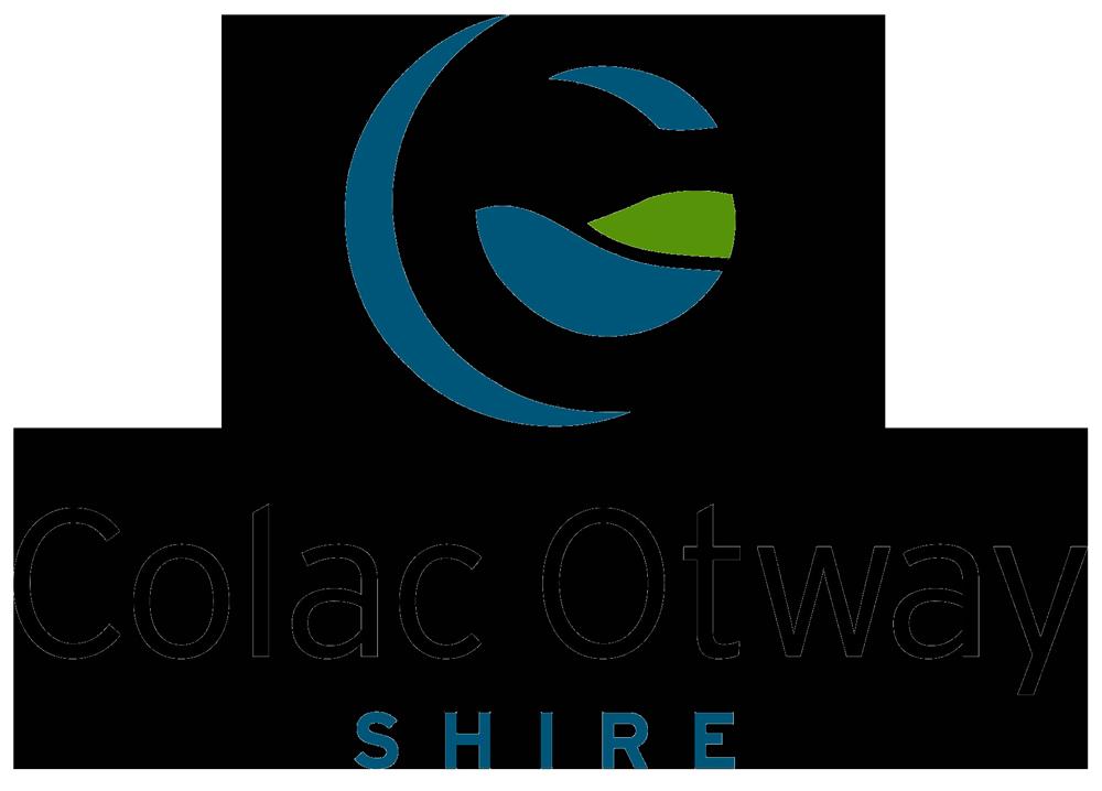 Coloac-Otway-shire logo