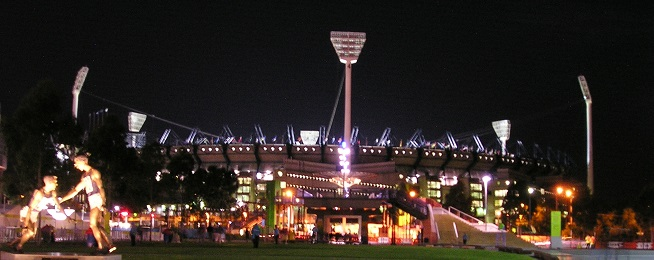 MCG at night