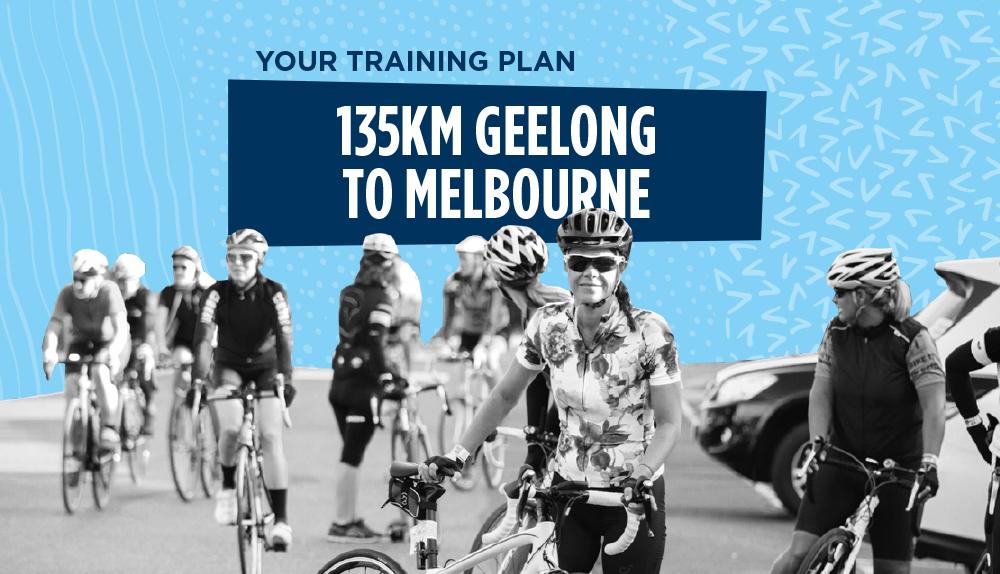 135km training guide