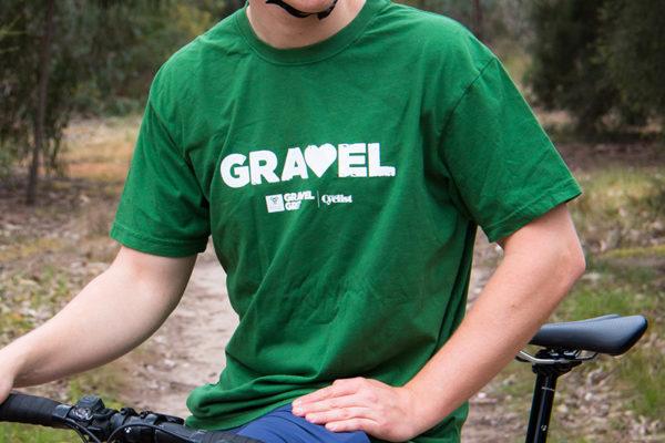 Gravel Grit t-shirt