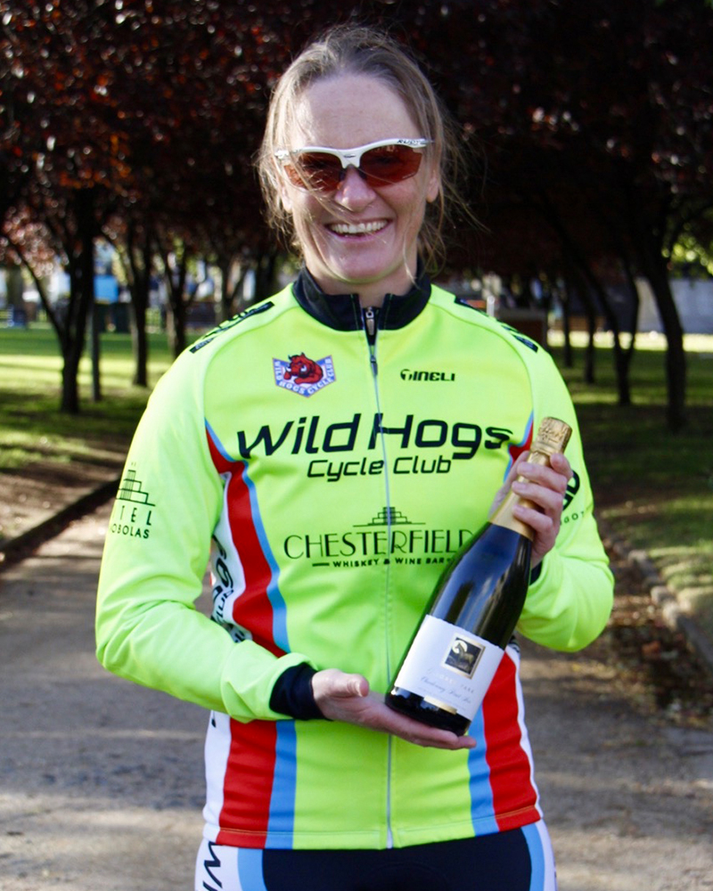 Jessica Richards - Prologue in the Park 2019 winner