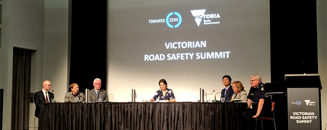 Victorian Road Safety Summit