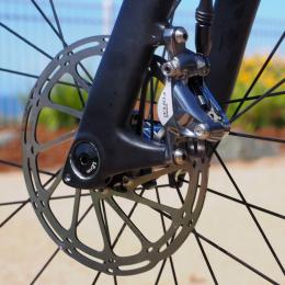 disc brakes v rim brakes