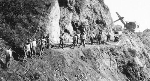 100 years Great Ocean Road