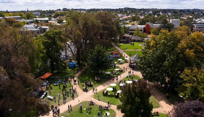 Robertson Park, Orange NSW