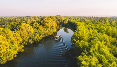 NT Boat tours