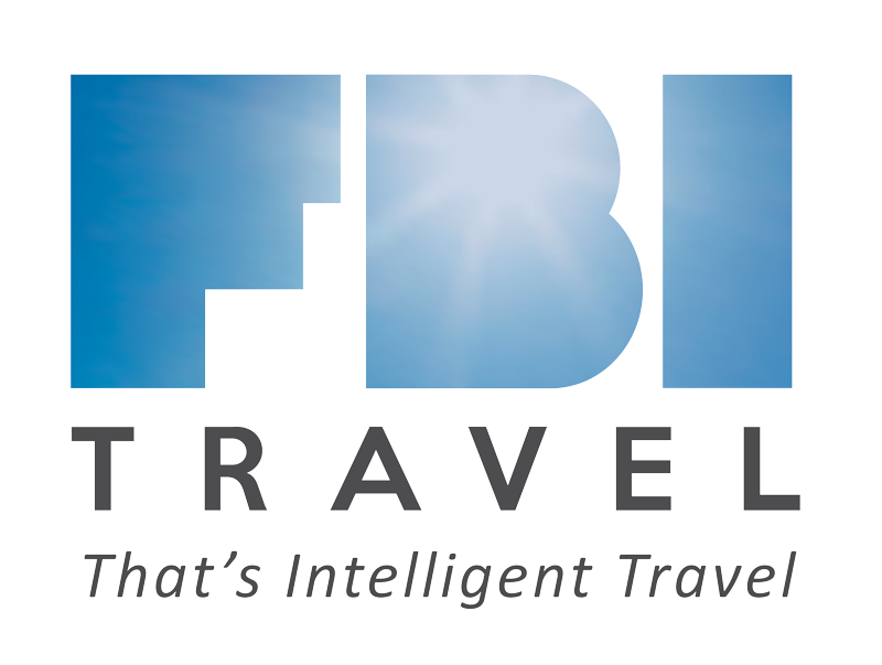 FBI Travel logo - Great Top End Escape 2021