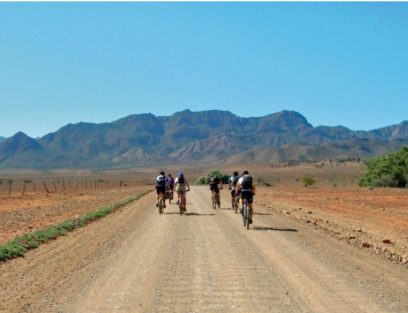 Outback Odyssey Photo: Bike SA