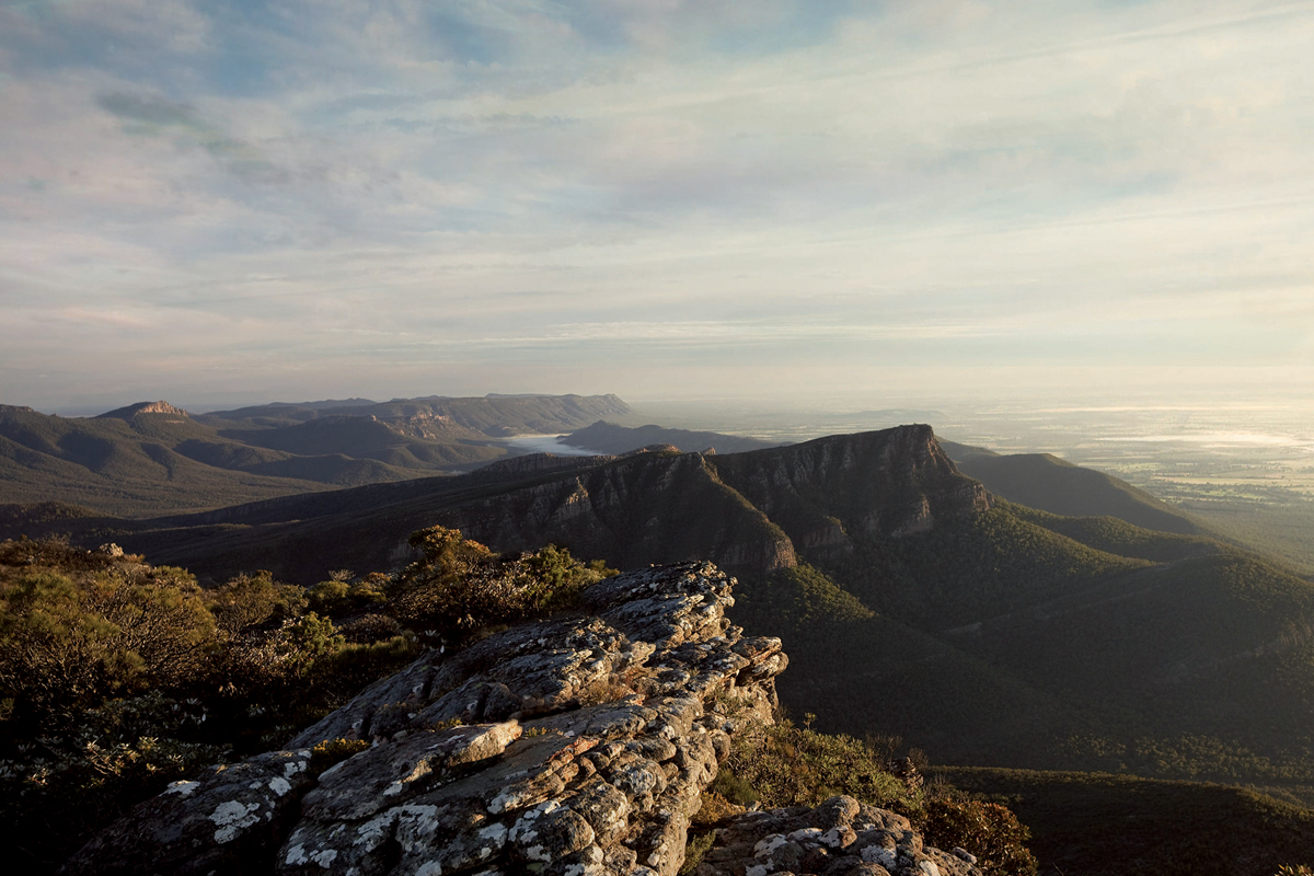 Great Vic Bike Ride - Grampians