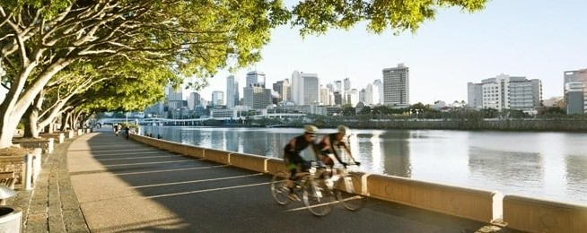 Brisbane bikeways