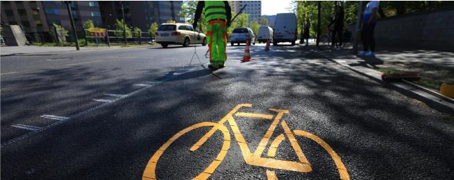 rome bike lane
