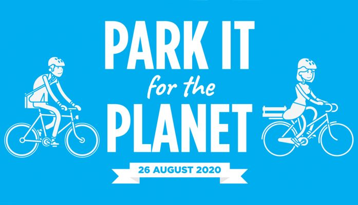 Park it for the Planet - 26 August