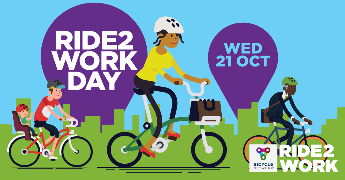 National Ride2Work Day 2020