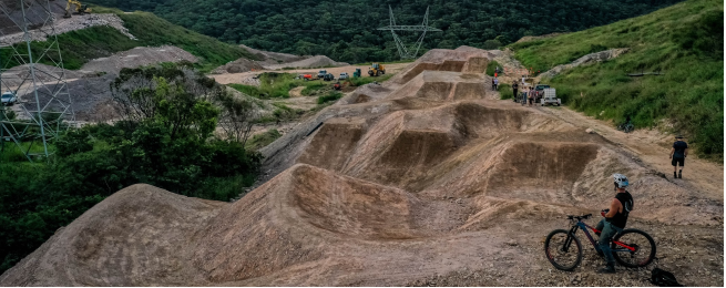 The Bare Creek Bike Park